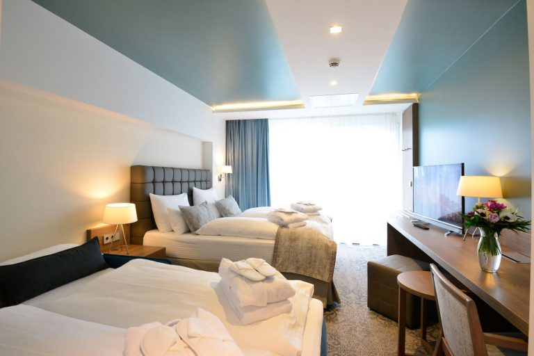 Doppelzimmer & Appartement 4 Betten
