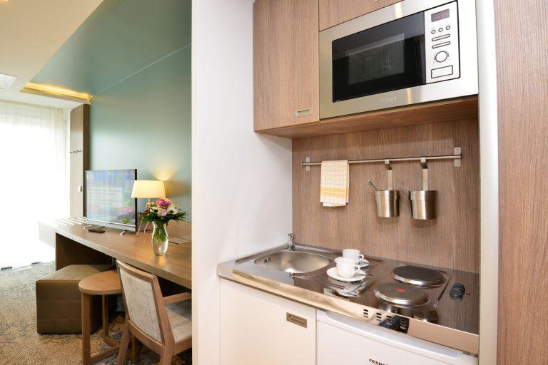 Küchenzeile Appartements