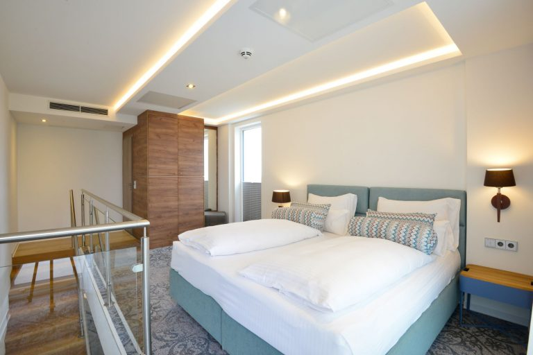 Maisonetten - Schlafzimmer